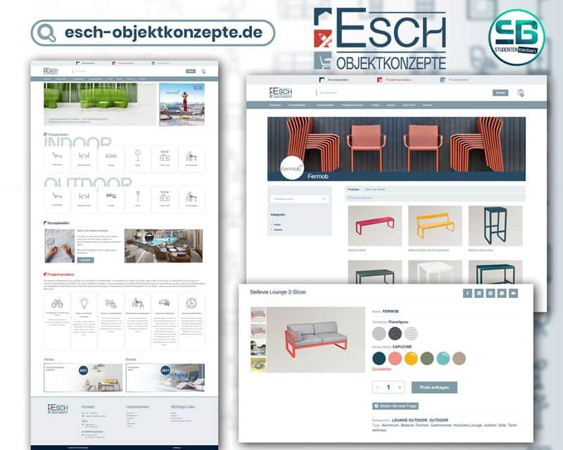 ESCH-Objektkonzepte